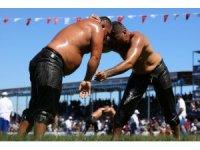 Manisa'da 4. kez düzenlenen Yuntdağı Yağlı Pehlivan Güreşleri başladı