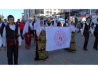 Avrupa Hareketlilik Haftası'nı yürüyerek kutladılar