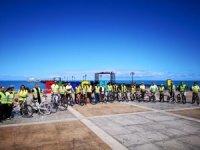 Otomobilsiz Kentler Günü etkinliği Samsun'da gerçekleşti