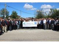 Çarşamba'da Biyokütle Enerji Santraline karşı eylem