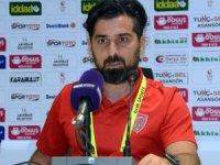 Akhisarspor - Hatayspor maçının ardından
