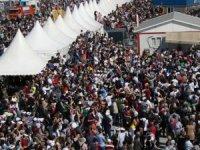 Teknofest izdihamı metro seferlerini durdurdu!