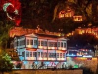Şehzadeler şehri Amasya Twitter'in gündemine oturdu!