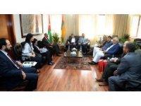 Rektör Uysal, Ürdün Üniversitesi'ni ziyaret etti