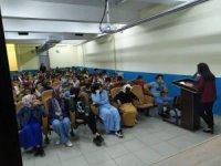 Öğrencilere 'Demokrasi' anlatıldı