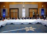 Başkan Sadıkoğlu, Malatya da yatırım fırsatlarını anlattı.
