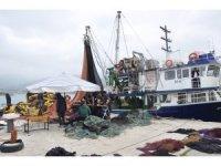 Balıkçılar denizdeki durumu anlattı