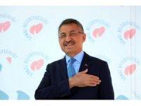 """Cumhurbaşkanı Yardımcısı Oktay: """"Bizim Diyarbakır'daki gözü yaşlı annelere sözümüz var"""""""
