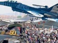 Rekor! TEKNOFEST'i tam 1 milyon 720 bin kişi ziyaret etti