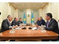 TBMM Başkanı Şentop Kazakistan'a Türkiye'nin FETÖ talebini iletti