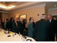 Cumhurbaşkanı Erdoğan, Musevi vatandaşlarla görüştü