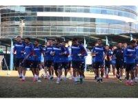 Kardemir Karabükspor'da kupa mesaisi başladı