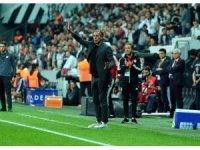 Süper Lig: Beşiktaş: 0 - Medipol Başakşehir: 0 (İlk yarı)