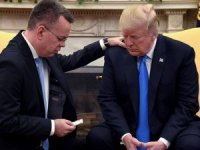 Trump, Rahip Brunson sürecini anlattı: Erdoğan'a teşekkür etmek istiyorum