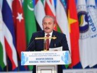"""TBMM Başkanı Şentop: """"Türkiye belki dünyanın en zengin ülkelerinden biri değildir ama en cömert ülkesidir"""""""