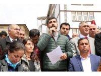 CHP Tunceli İl Başkanı Bozkurt görevinden istifa etti