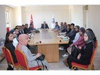 Tosya'da Bağımlılık İle Mücadele Koordinasyon kurulu toplandı