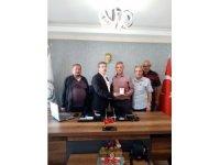 ESBALDER'den Tekgıda-İş Sendikası'na teşekkür ziyareti