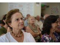 Mavi Ev'de Dünya Alzheimer Günü etkinlikleri