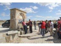 Guatr Çeşmesi'ne Türkiye'nin her yerinden ziyaretçi akını