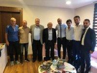Başkan Şahin'den TFF Riva Tesislerine ziyaret