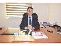 Tavşanlı İlçe Özel İdare Müdürü Ali Ertürk görevine başladı