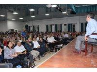 Simav'da 'Aile içi iletişim' konulu konferans