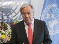BM Genel Sekreteri Guterres Türkiye'yi ziyaret edecek!