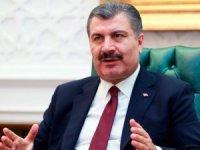 Sağlık Bakanı Fahrettin Koca açıkladı: 3 Bin 732 siteye erişim engeli