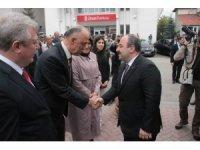 Sanayi ve Teknoloji Bakanı Varank, Çankırı'da