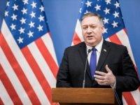 ABD Dışişleri Bakanı Pompeo'dan skandal Türkiye açıklaması!