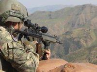 K.Irak'ta PKK operasyonu: 2 terörist öldürüldü