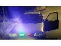 Kahramanmaraş'ta çakar lambalı araçlar denetlendi