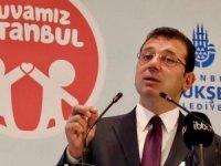 """İmamoğlu'dan """"150 Mahalleye 150 Kreş''..."""