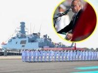 TCG Kınalıada (F-514), Deniz Kuvvetleri Komutanlığı'na teslim edildi