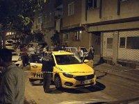 İstanbul'da gaspçı dehşeti! Taksicinin boğazını kesti...