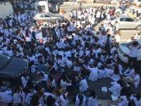 Çapa Tıp'ta 'deprem' isyanı! Öğrencilerin eylemleri sürüyor