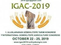 HRÜ'de Uluslararası Göbeklitepe Tarım kongresi yapılacak