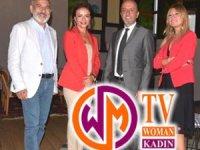 Woman TV'nin İzmir lansmanı Ege Perla'da yapılacak