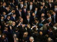 Erdoğan'dan 50+1 yorumu: Muhalefetten gelirse, tartışmaya açığız, hazırız