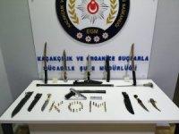 Yalova'da silah kaçakçılarına operasyon