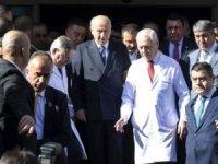 Devlet Bahçeli'nin sağlık durumu...  MHP'den iddialara yalanlama!