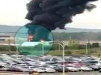 ABD'de uçak düştü: Çok sayıda ölü ve yaralı var
