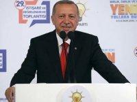 Erdoğan'ın dili sürçtü, Hulusi Akar uyardı: 'AK Parti' yerine 'Refah Partisi' dedi!