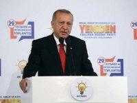 Erdoğan'dan harekat mesajı: Belki yarından da yakın