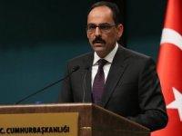 Beyaz Saray'ın mesajına Türkiye'den yanıt!