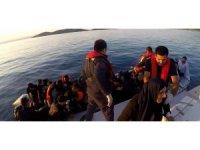 İzmir'de 263 kaçak göçmen yakalandı