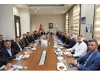 Kars'ta, KÜSİ Planlama ve Geliştirme Kurulu toplantısı yapıldı