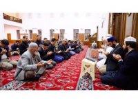 Muş'ta 'barış pınarı harekatı' için camilerde 'fetih süresi' okundu
