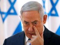 Netanyahu: Suriye'nin Kürt bölgelerindeki Türk işgalini kınıyoruz